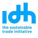 Logo IDH (Instituut Duurzame Handel)