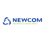 Logo Newcom (Research & Consultancy)