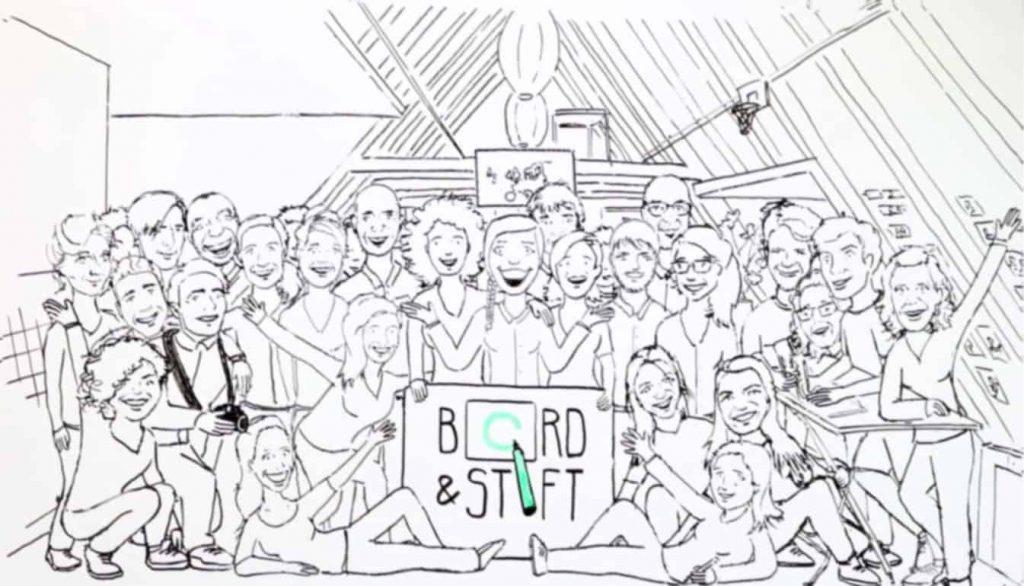 Bord&Stift team