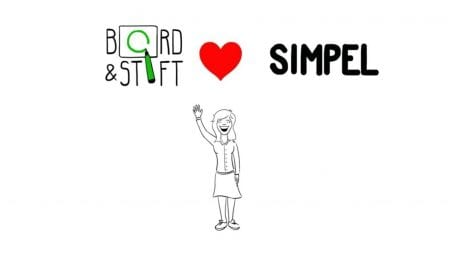 B&S loves simpel