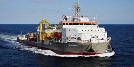 Boskalis schip 3